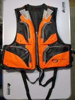 Lifejacket finejapan fv6001 240x320